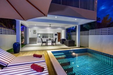 villas for solo travellers