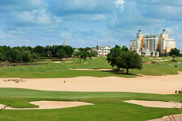 Reunion Resort golf