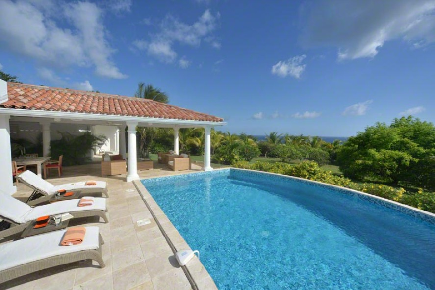 villas in st martin for couples travel