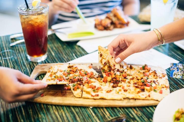 Eating at Encore Orlando
