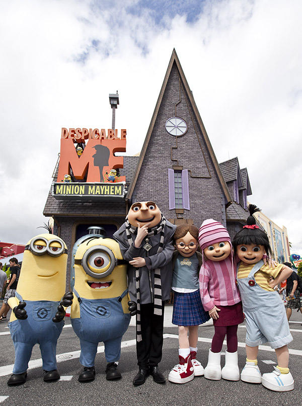 What to do at Universal Studios Orlando on New Year's Eve