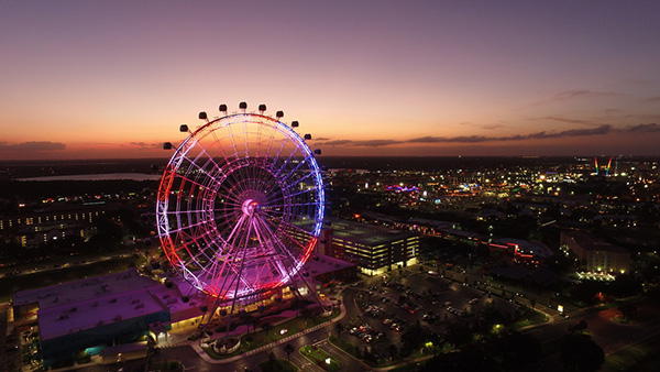 Top ten things to do in Orlando this New Year's Eve
