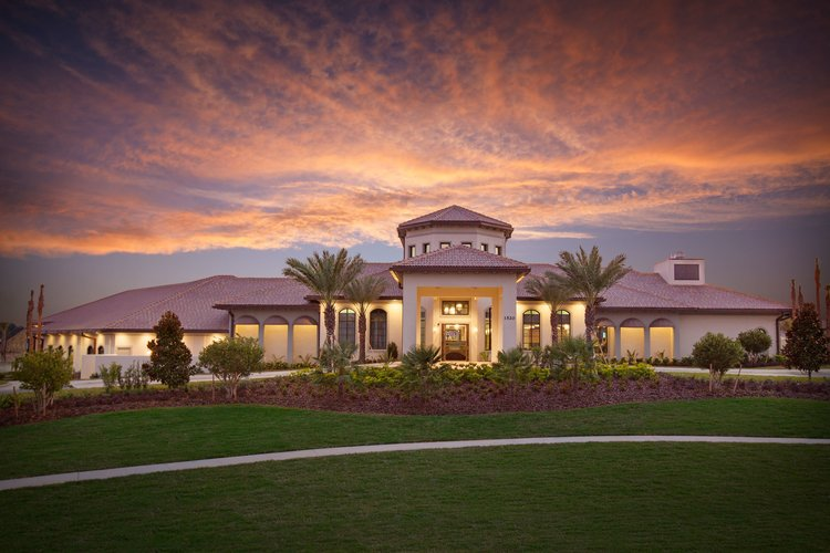Championsgate clubhouse