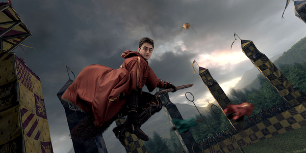 Harry Potter and the Forbidden Journey is one of the best rides in Orlando