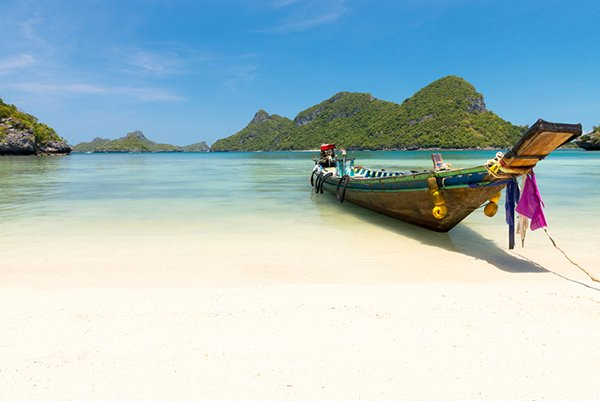 Thailand is a good place to visit for February half term