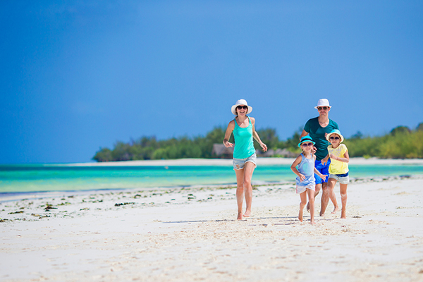 February half-term holidays in Turks and Caicos