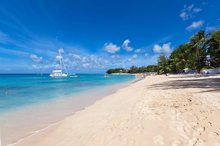 Barbados beaches photos