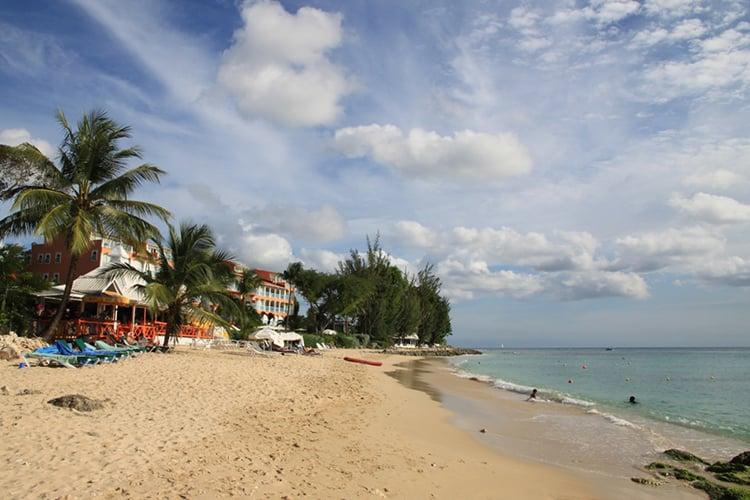 Photos of beaches in Barbados