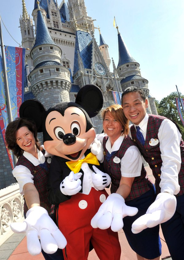 Unusual facts about Disney World