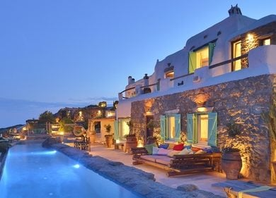 best deals on greek villas this easter