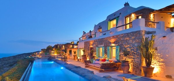 best deals on greek villas this easter