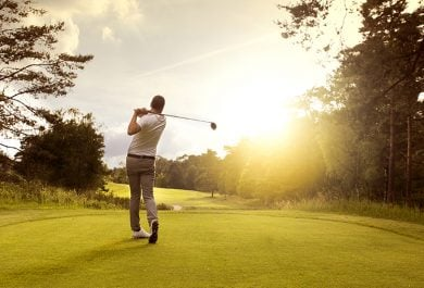 Where to play golf in Orlando