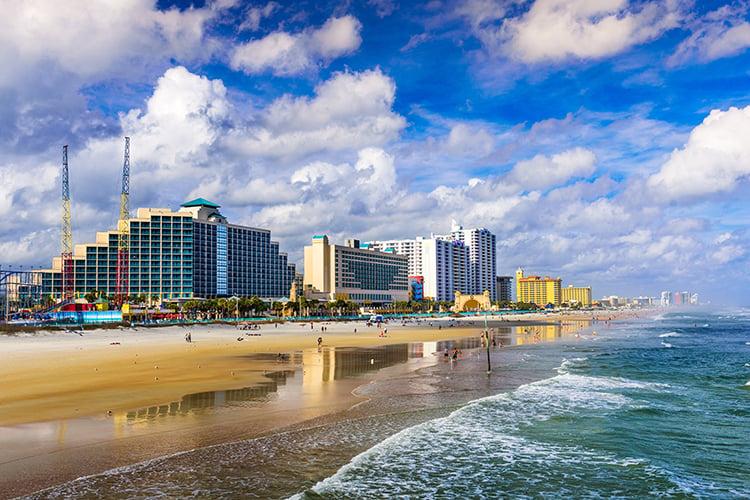 The best beaches near Orlando
