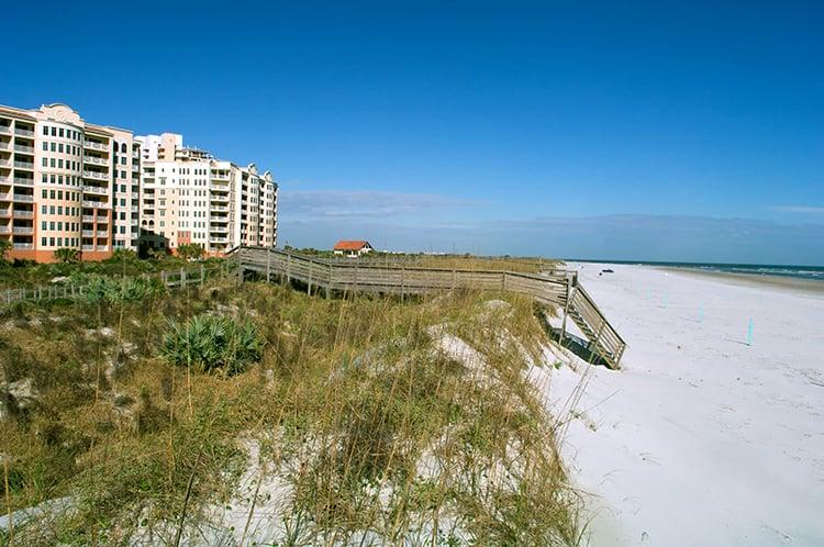 best beaches near orlando