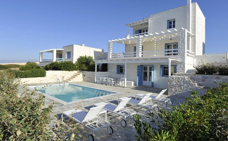 best places to stay in paros greece