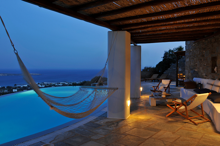 Where to stay in Paros Greece