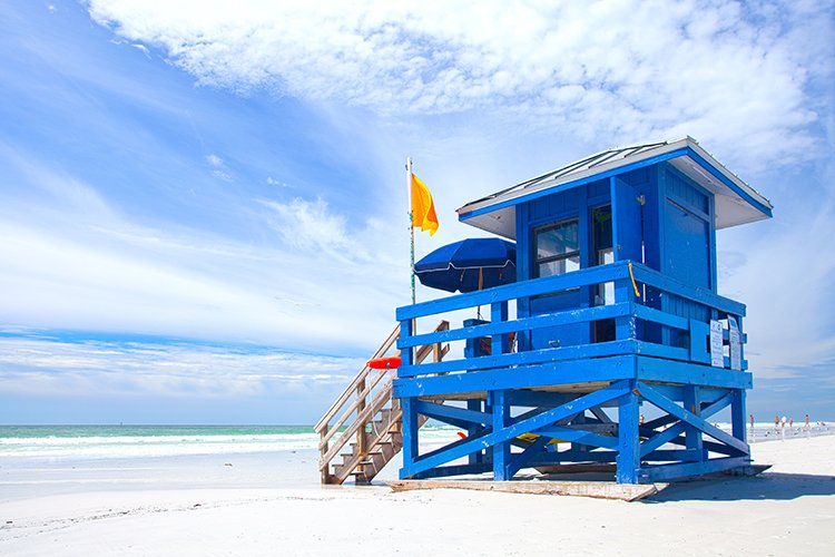 best beaches close to Orlando