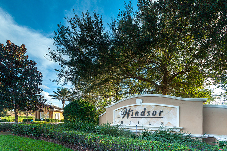 How do we get access to amenities Windsor Hills?