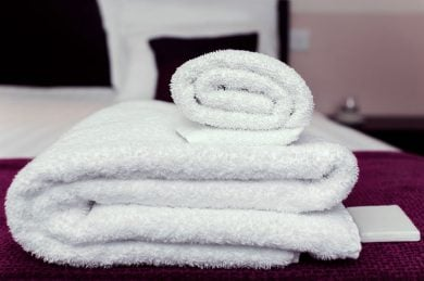 Are towels and linen provided at the villa?