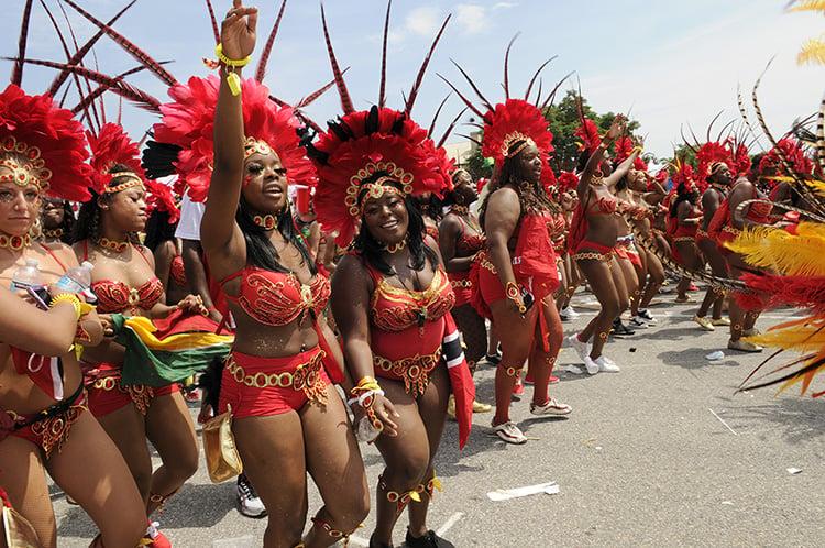 best barbados festivals