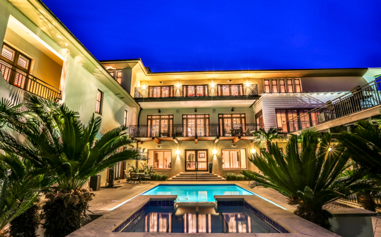 destin florida luxury villa rentals