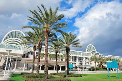 Events at the Orange County Convention Center