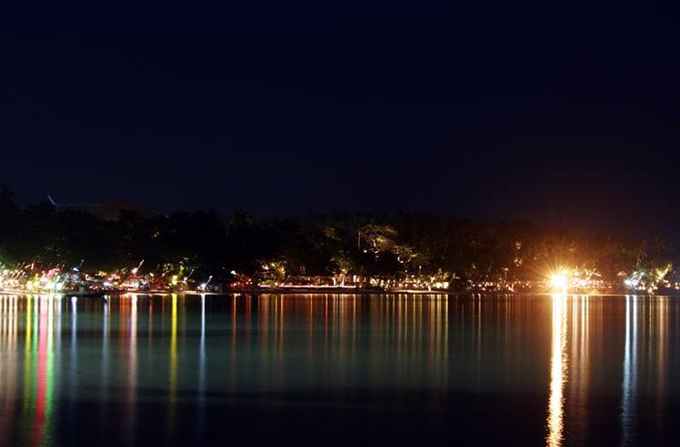 Where's the nightlife in Koh Samui?