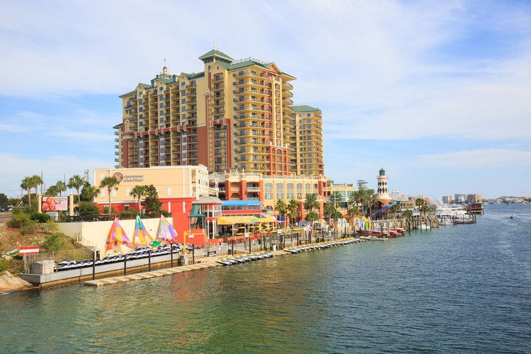 Destin Harbour Boardwalk