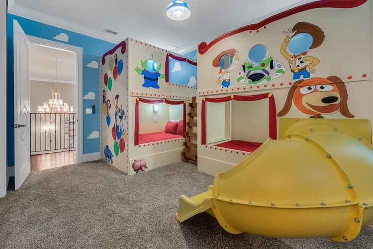 Places to stay for families in Orlando