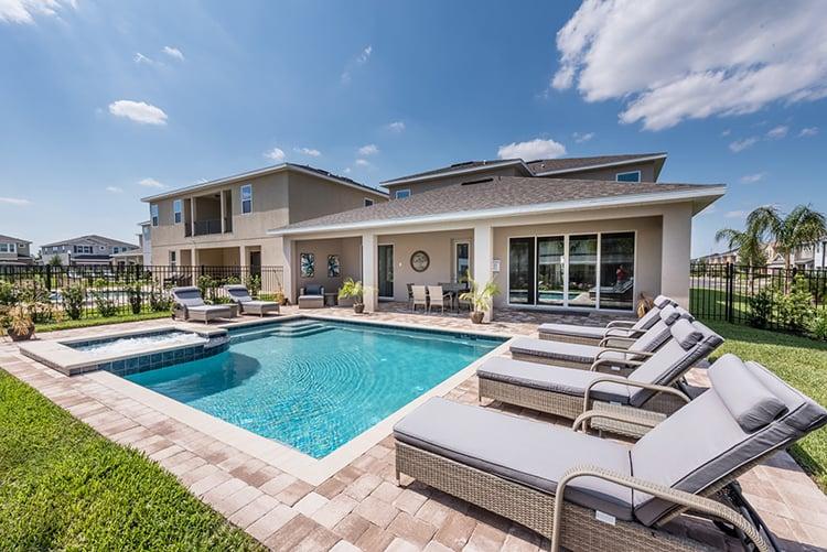 Winter rentals in Orlando