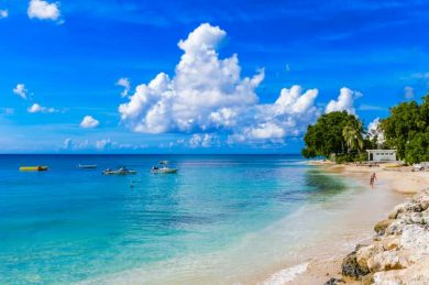 Barbados in December