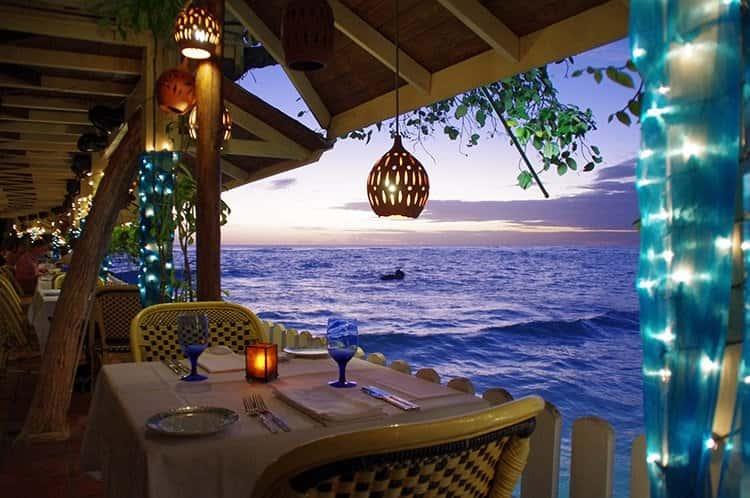 Barbados dining