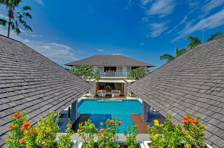 These are the best vacation homes in Bali