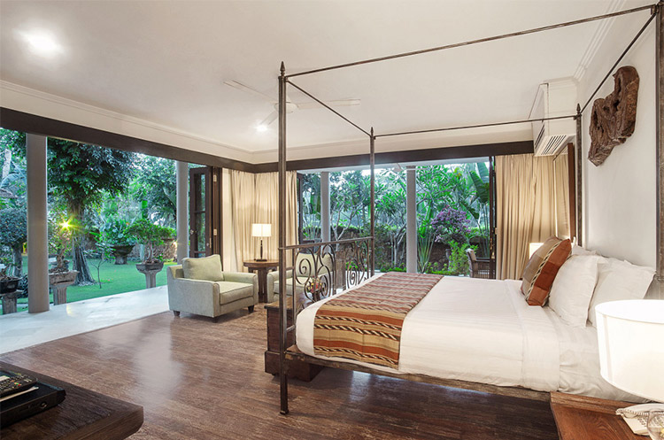 Canggu has some great accommodation