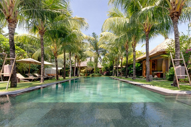 One of the best vacation villas in Seminyak, Bali