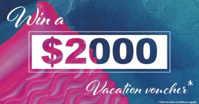 2000 voucher for a villa vacation with Top Villas