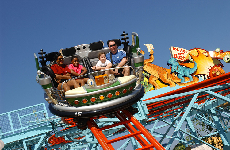 Fastest rides at Disney