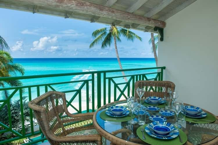 Honeymoon accommodation in Barbados