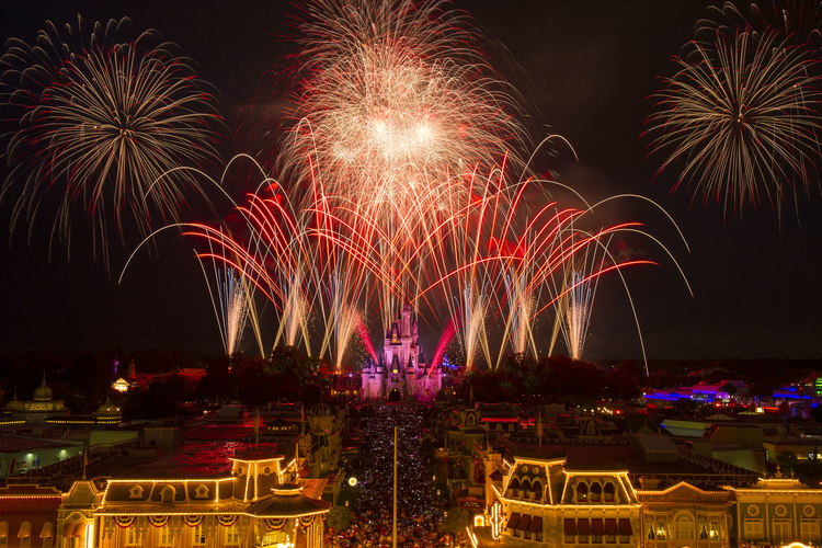 Independence Day 2019 in Orlando