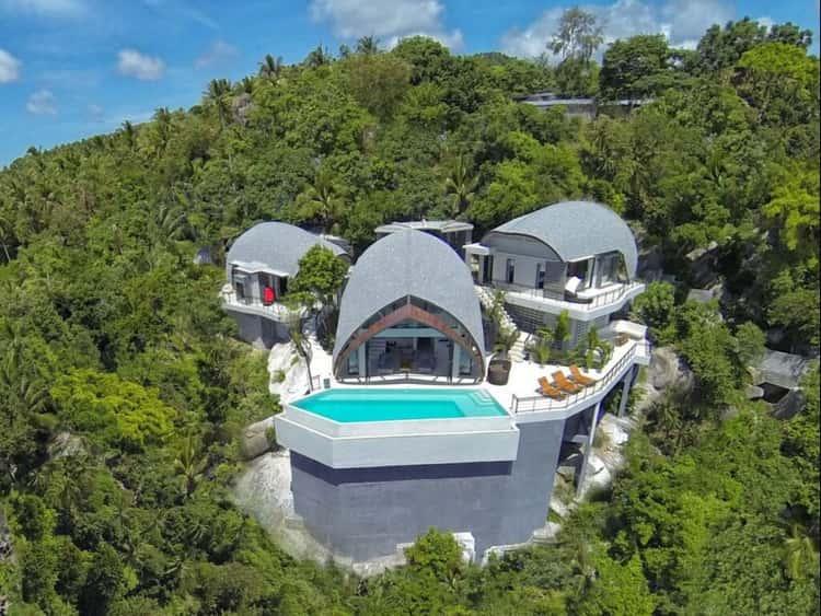 Luxury Koh Samui villas