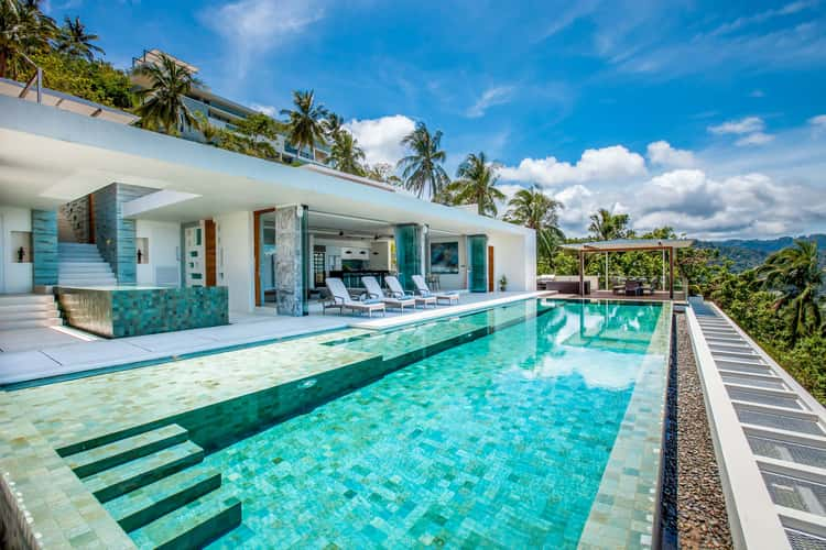 Villas for families in Koh Samui