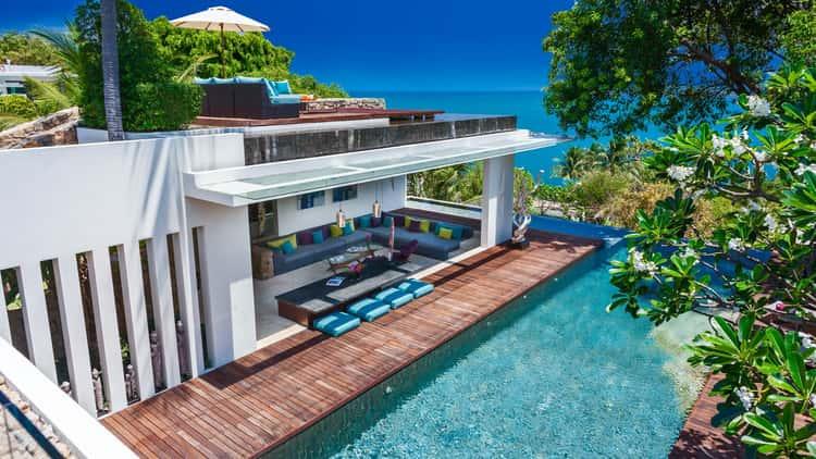 Koh Samui vacation homes