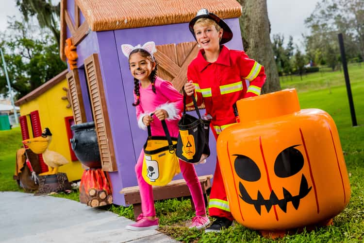 The best Halloween events in Orlando for families