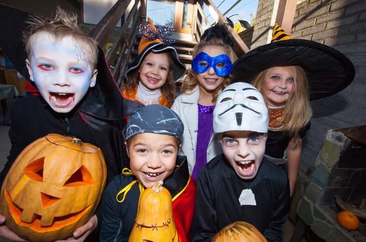 Non theme park Halloween events in Orlando