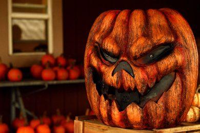 Halloween events in Orlando