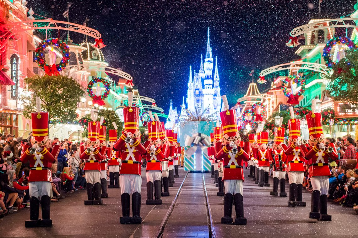 Christmas events in Orlando 2019