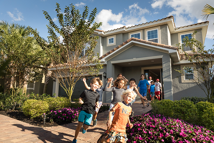 Encore Resort is a good place to stay in Orlando with kids