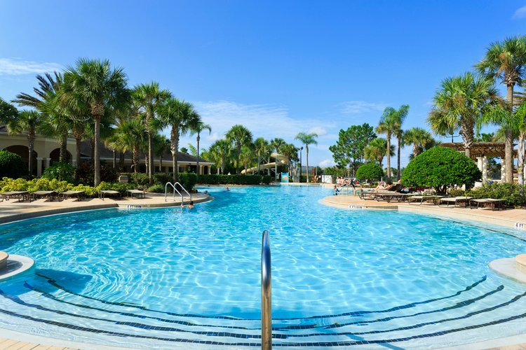 Best resorts in Orlando with pools