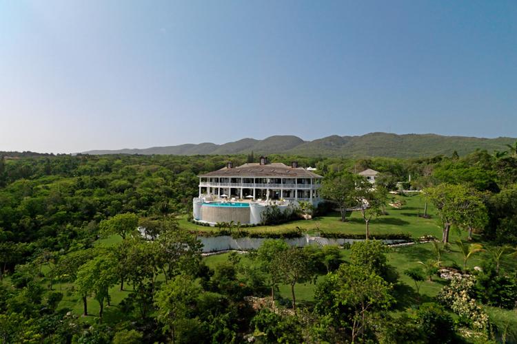 villas in Jamaica with sea views