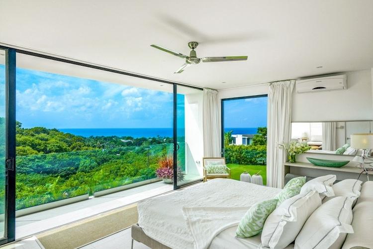 Villas with views in Barbados